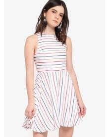 ZALORA Mini Swing Dress