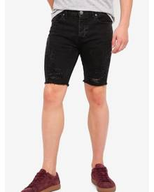 Brave Soul Elastane Denim Shorts