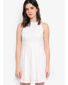 ZALORA Mini Swing Dress