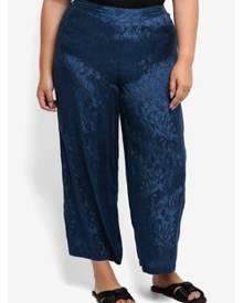 Junarose Plus Size Saliraz Cropped Pants