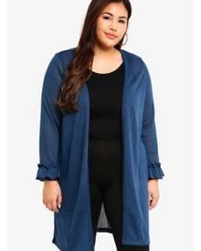 Junarose Plus Size Knit Cardigan