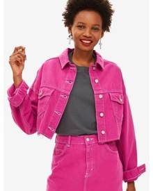 on sale good reputation online for sale Purple Denim Jacket