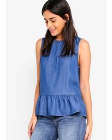 42ef4b00643 Women s Peplum Blouses at ZALORA - Clothing