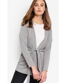 ZALORA BASICS Basic Lounge Knit Cardigan