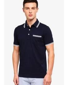 Brooks Brothers Red Fleece Slub Cotton Jersey Polo Shirt