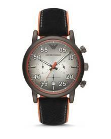 ARMANI Luigi Chronograph Watch AR11174