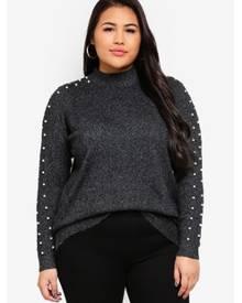 Junarose Plus Size Kaeta Pullover