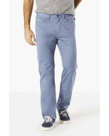 Dockers 5 Pocket Straight Pants Copen Blue