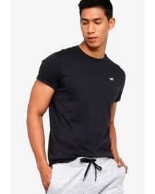 Hollister Curved Hem T-Shirt