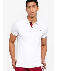 4ee72f76d Hollister Men's Polo T-Shirts - Clothing | Stylicy