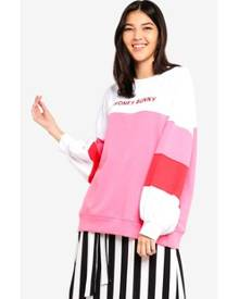 MISSGUIDED Honey Bunny Embroidered Slogan Sweater