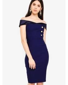 647d686bb28e Vesper Women's Off Shoulder Dresses - Clothing | Stylicy