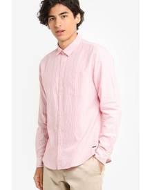 02197f8cf3 ZALORA. ESPRIT Woven Long Sleeve Shirt