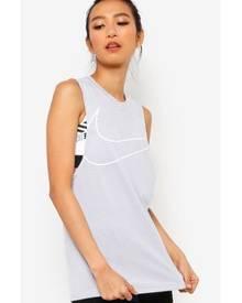 da7e1a5dd09732 Women s Nike Dry Stripe Swoosh Tank Top