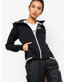 12e05e713 Women's Nike Sportswear Tech Fleece Windrunner Full-Zip Hoodie