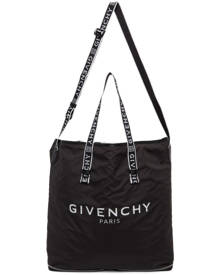 Givenchy Black 4G Foldable Duffle Bag