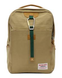 Master-Piece Co Beige Link Backpack