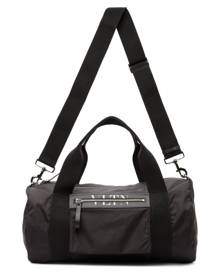 Valentino Garavani Black Valentino Garavani VLTN Medium Boston Duffle Bag
