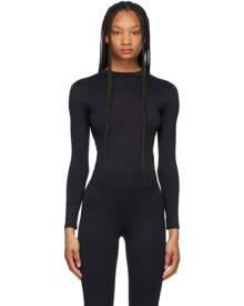 Norba Black Cutout Bodysuit