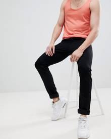 Voi Jeans Skinny Fit Jeans in Black