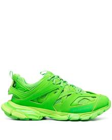 Balenciaga Track panelled sneakers - Green