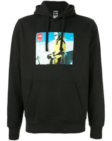 Supreme TNF photo hooded sweatshirt - Black
