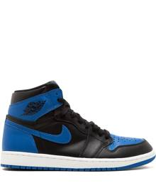 Jordan - Air Jordan 1 Retro High OG  - men - Leather - 10.5, 11.5, 12, 13, 14, 15 - BLACK