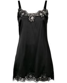 Dolce & Gabbana lace night dress - Black