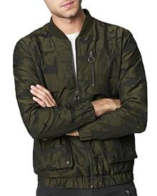 Blanknyc Hunting Camouflage-Print Bomber Jacket
