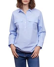 Gerard Darel Cara Poplin Shirt