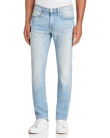 Frame L'Homme Slim Fit Jeans in Finn
