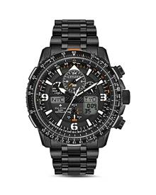 Citizen Promaster Skyhawk A-t Eco-Drive Black Chronograph, 46mm