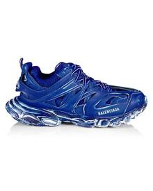 Balenciaga Lace-Up Track Sneakers