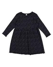 Pouf Baby's, Little Girl's, Girl's Star Print Dress