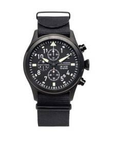 Jack Mason Aviator Chronograph Strap Watch