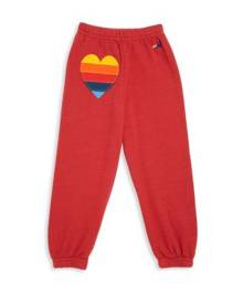 Aviator Nation Toddler's, Little Girl's & Girl's Applique Sweatpants