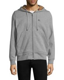 Burberry Fordson Heathered Hoodie