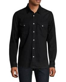 Ksubi De Nimes Denim Shirt