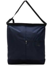 Nanamica Navy Utility Messenger Bag