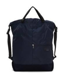 Nanamica Navy 2 Way Messenger Bag