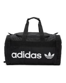 adidas Originals Black and White Santiago 2 Duffle Bag