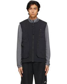 Reebok Classics Black Utility Field Vest