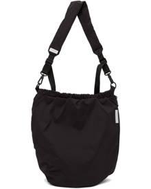 Cote and Ciel Black Orco Messenger Bag