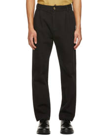 Han Kjobenhavn Black Tapered Trousers