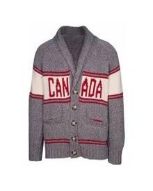 Tilley Canada Cardigan - Grey - S