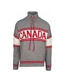 Tilley Canada Sweater - Grey - S
