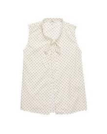 Tilley CN246 Sleeveless Tie Blouse
