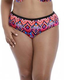 Brava Woman Elomi Tribe Vibe Mid Rise Brief