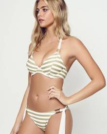 Brava Woman Miss Mandalay Blondelle Halter Bikini
