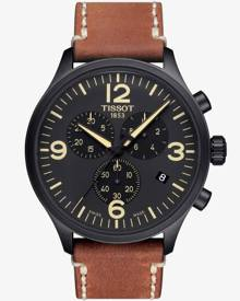Tissot Mens T-Sport Chrono XL Strap Watch T1166173605700